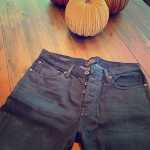 Lucky brand jeans 32 x 32 Authentic Skinny fit